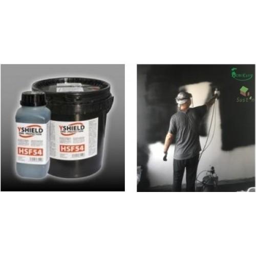防輻射塗料