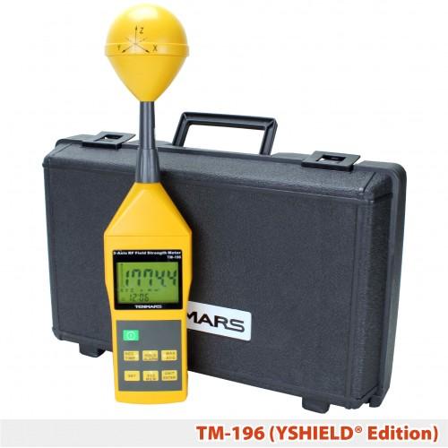 德國 YSHIELD® 高頻電磁波量度儀 Tenmars TM-196