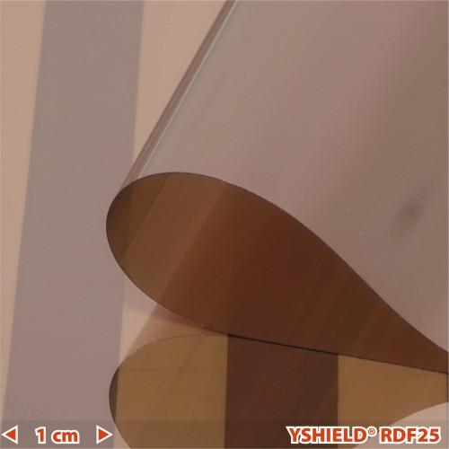 德國 YSHIELD® 電磁波屏蔽玻璃貼 RDF25