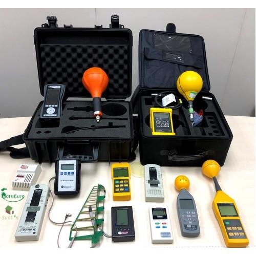 輻射檢測及建議